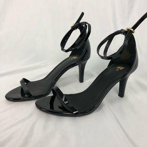 H&M classic black heels